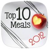 Top 10 Meals of2012
